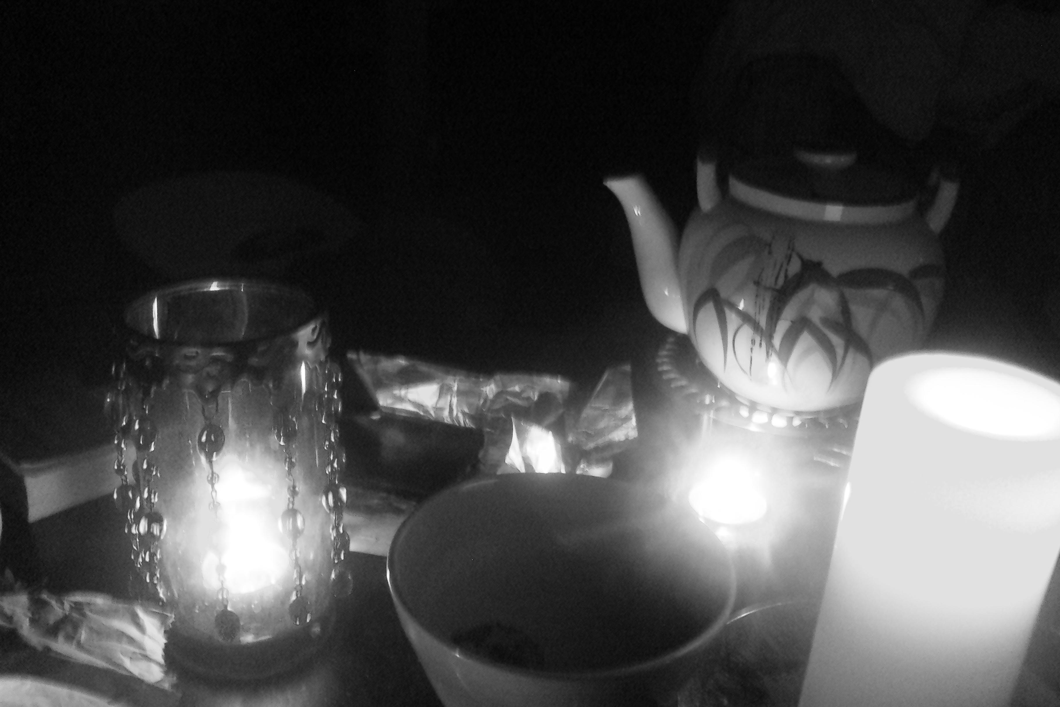 Tea & Tears
