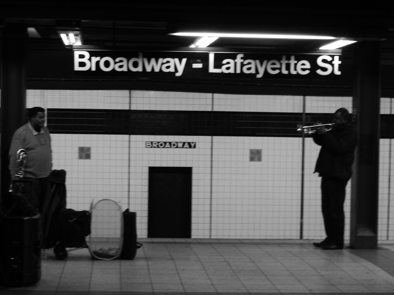 Midnight Subway